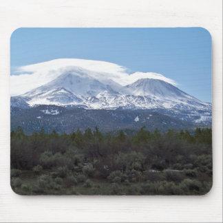 Mt. Shasta, CA Mouse Pad