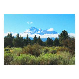 Mt Shasta, California Card