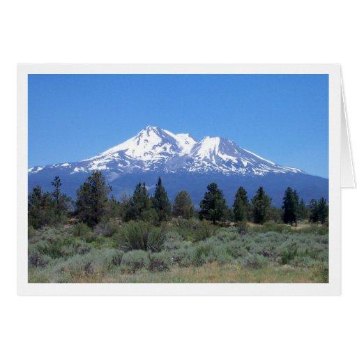 Mt Shasta Card 1