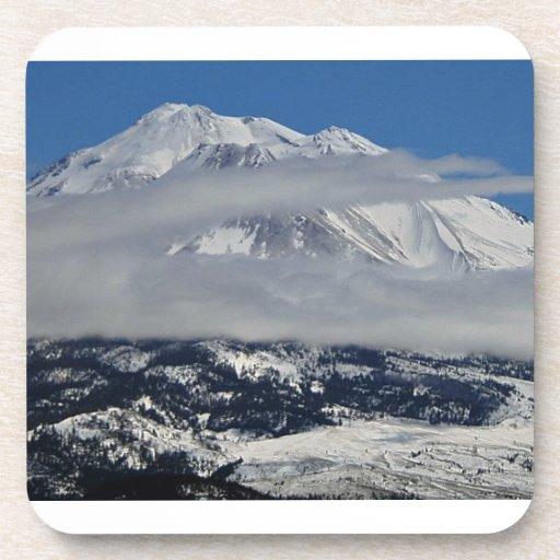 Mt. Shasta Beverage Coasters
