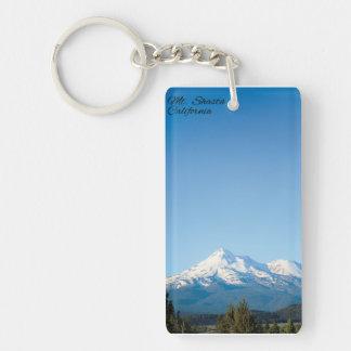 Mt. Shasta Key Chain