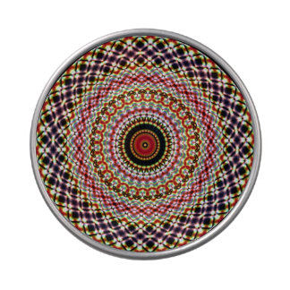 Mt. Shasta Mandala Tea/Herb- Tin/Jar Jelly Belly Tins