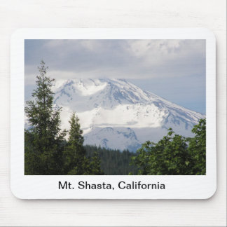 Mt. Shasta Mouse Pads