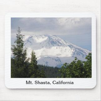 Mt. Shasta Mouse Pad