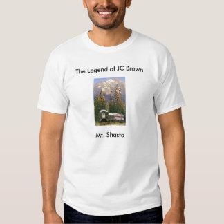 Mt. Shasta Railroad T-Shirt
