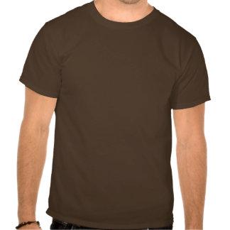 MTB Mountain Biking Solo Silhouette, Tan design T Shirt
