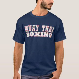 Muay Thai Boxing Tee