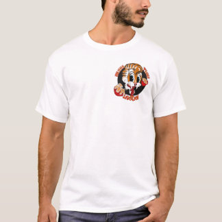 Muay Thai Cat T-Shirt