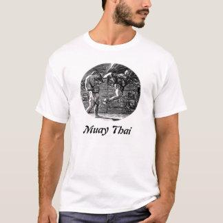 Muay Thai, kick, shirt