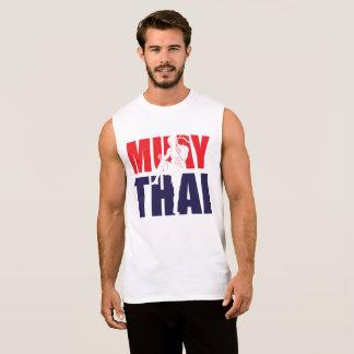 Muay Thai, Thai Boxing Sleeveless Shirt