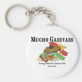 Mucho Gassyass Key Ring