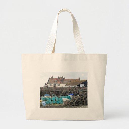 Mudeford Quay, Christchurch Canvas Bag
