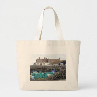 Mudeford Quay, Christchurch Canvas Bags