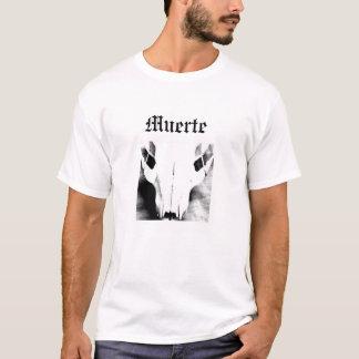 Muerte T-shirt (White)
