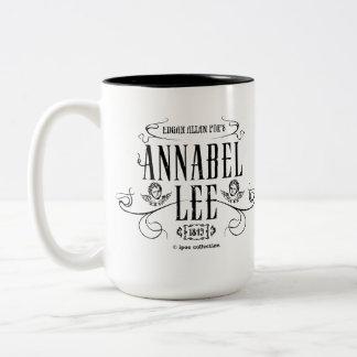 """Mug """"Annabel Lee """""""