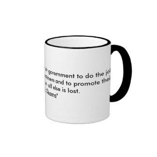 Mug-Barack Obama