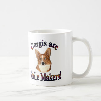Mug Corgi's Are Smile Makers - Pippin