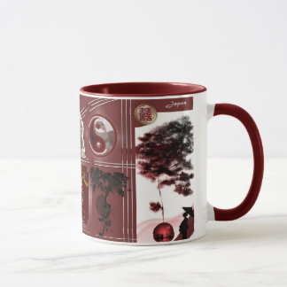mug cup Japanese Zen
