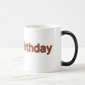 Mug for birthday gift