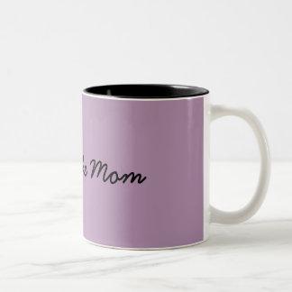 """Mug for her """"Smart like Mom"""""""