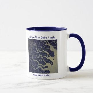 Mug / Ganges River Delta / India