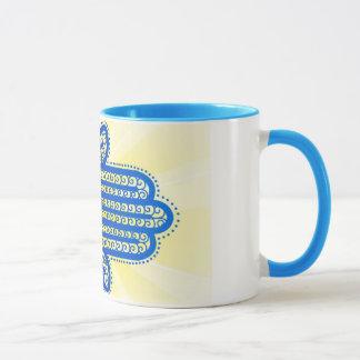 mug,hand of Fatima Mug