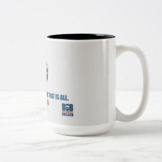 "Mug - ""Keep Calm & ..."" by BTWSB"