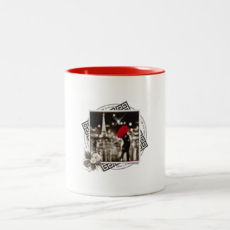 Mug 'Love is everywhere' theme