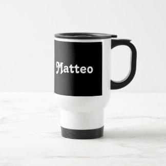 Mug Matteo