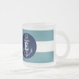 Mug - Nautical Initial