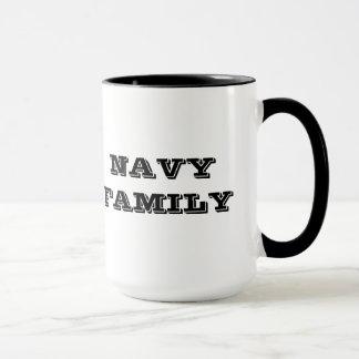 Mug Navy Family