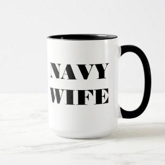 Mug Navy Wife