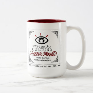 MUG OF THE KNOWLEDGE EXPEDITION CULTURE