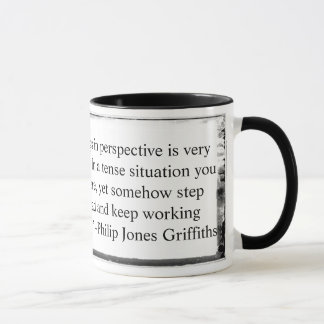 Mug perspective is very important for a journalist