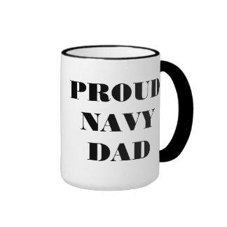 Mug Proud Navy Dad