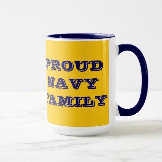 Mug Proud Navy Family