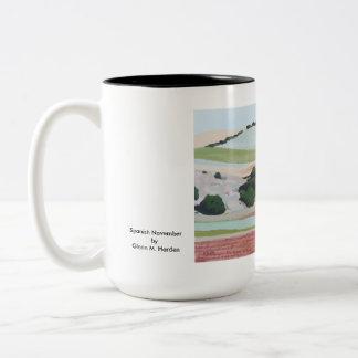 Mug--Spanish November Two-Tone Coffee Mug