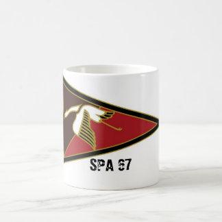 Mug Squadron of Hunting 02,003 Champagne - SPA 67