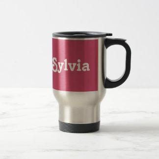 Mug Sylvia