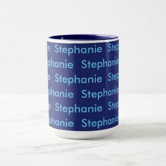 Mug - Tiled Name