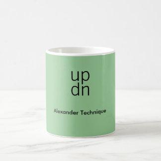 Mug - up down