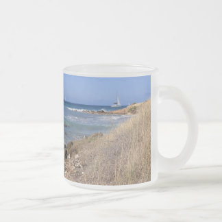 Mug with Beach Image in Antigua