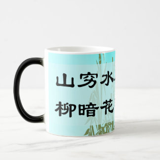 Mug with Chinese Phrases