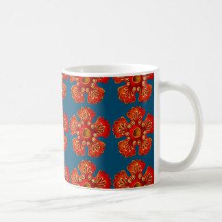 Mug with marine animals - Starfish