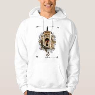 Muggle Worthy Lock With Fantastic Beast Locked In Hoodie