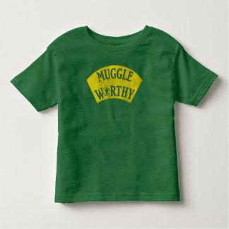 Muggle Worthy Toddler T-Shirt