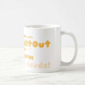 Mugs: wrapped around layout coffee mug