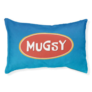 MUGSY Personalized Pet Bed