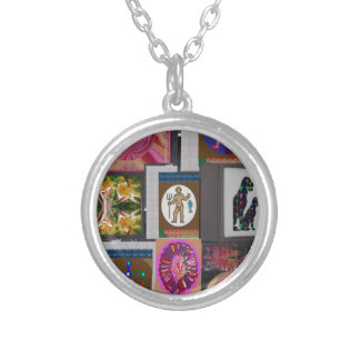 Multi image gifts abstracts cartoons patterns fun personalized necklace