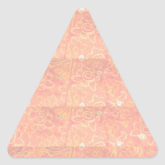 Multi Purpose Write-on n Decorative Paper Craft Triangle Sticker